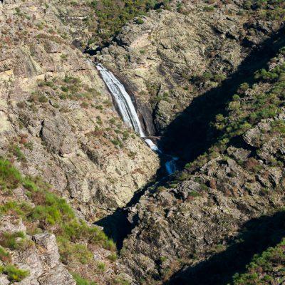 Fisgas de Ermelo, Olo River, Alvão Nature Park