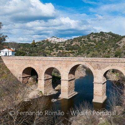 Segura Roman Bridge