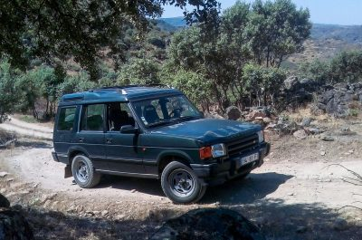 4x4 tours in Faia Brava Reserve