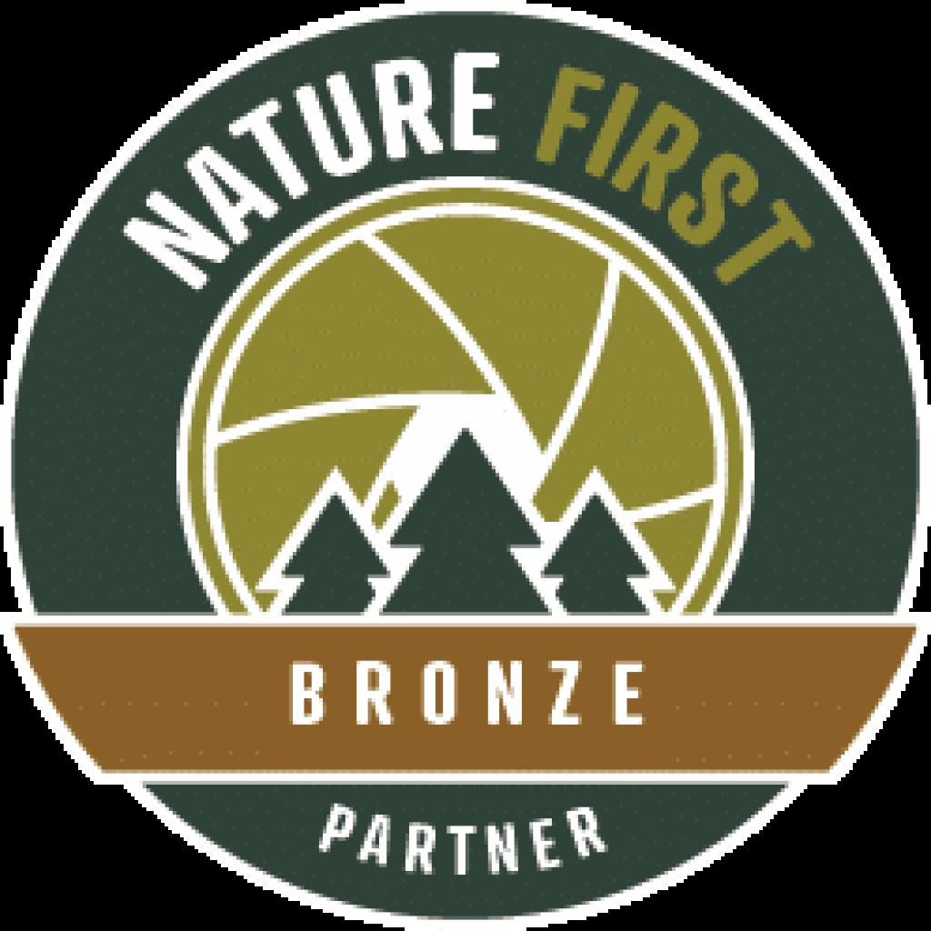Nature First Bronze Partner
