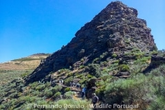 Mosteiro Stream Hiking